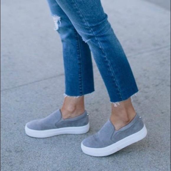 5ef85b3d361 Steve Madden Gills Slip On Platform Sneaker. M 5a63bd0200450f902dacd0be